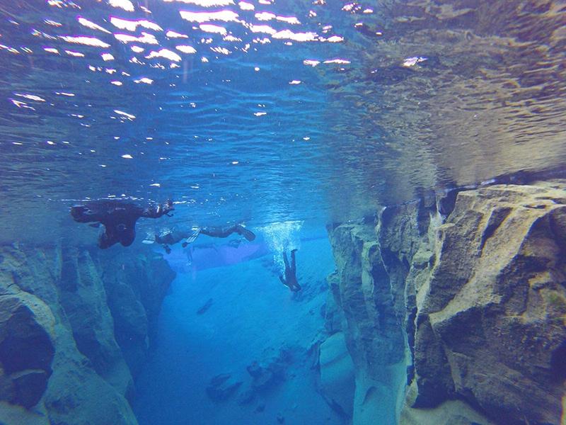 Scuba Dive Silfra Iceland