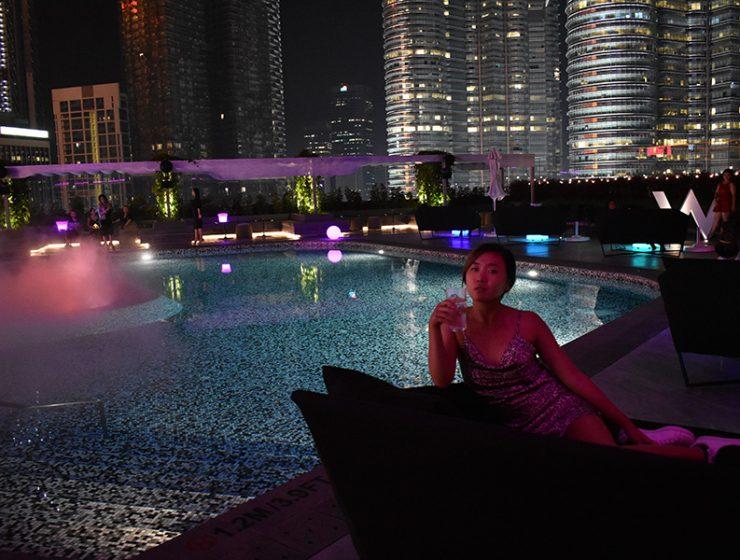 Wet Deck Kuala Lumpur Nadia