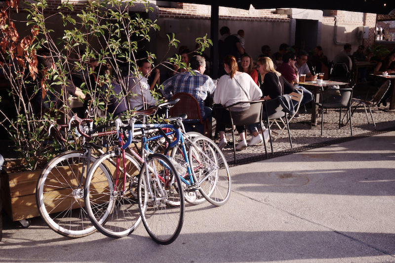 Bicycles in Madrid - Credit: Nicolas Vigier via Flickr