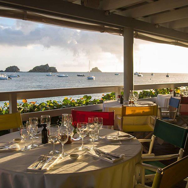 Facebook Maya's Restaurant St.Barth