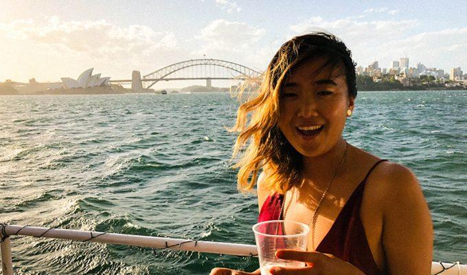 Nadia Sydney Australia