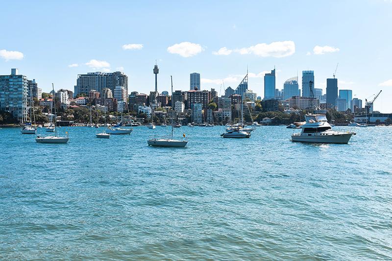 Sydney Australia Nadia Cho 1