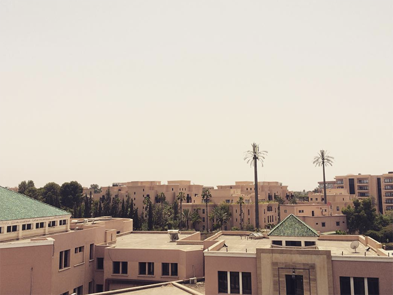 Hivernage Marrakech