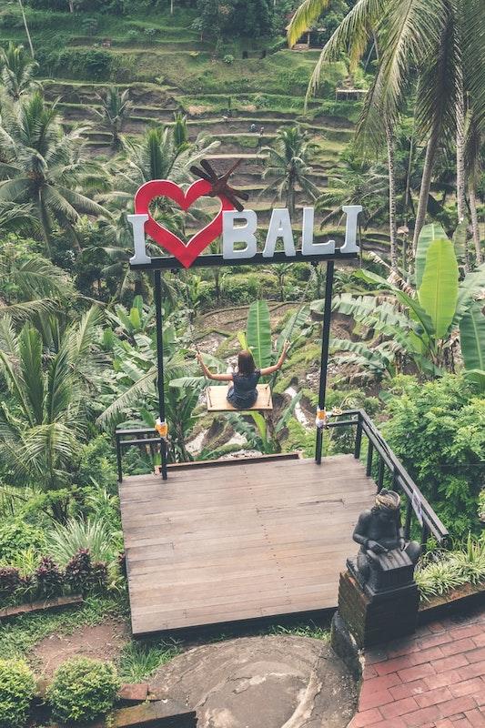 Bali packing