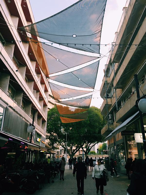 Nicosia Cyprus Ledra Street.