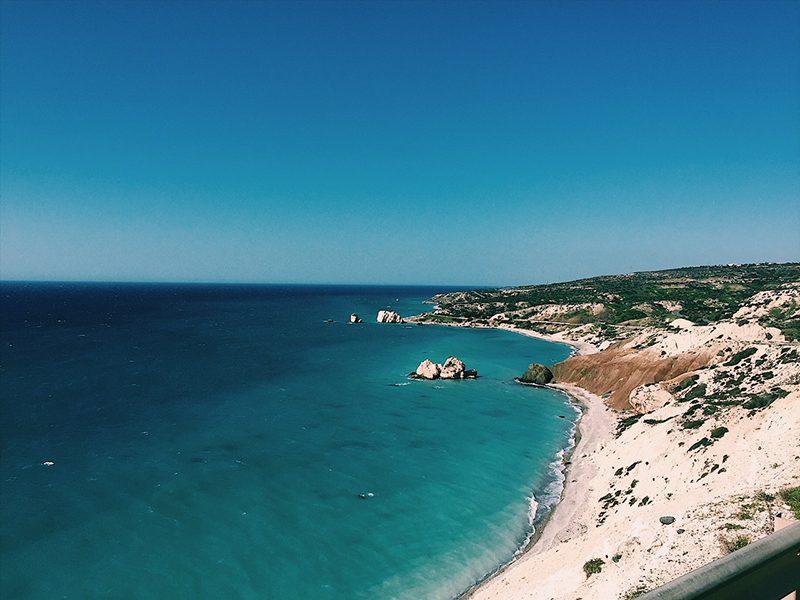 Road trip in Limassol.
