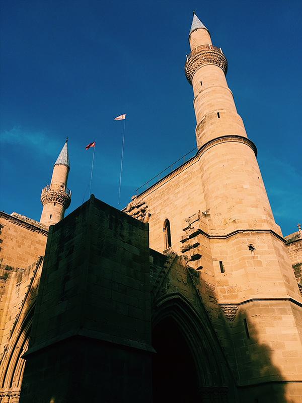 Selimiye Mosque.