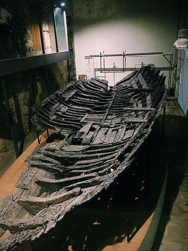 Shipwreck Museum.