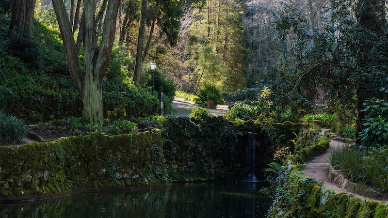 Pena Park, Sintra, Portugal