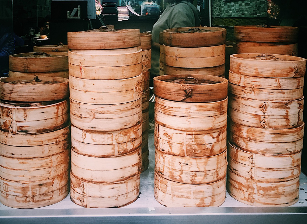 Dim Sum, Hong Kong.