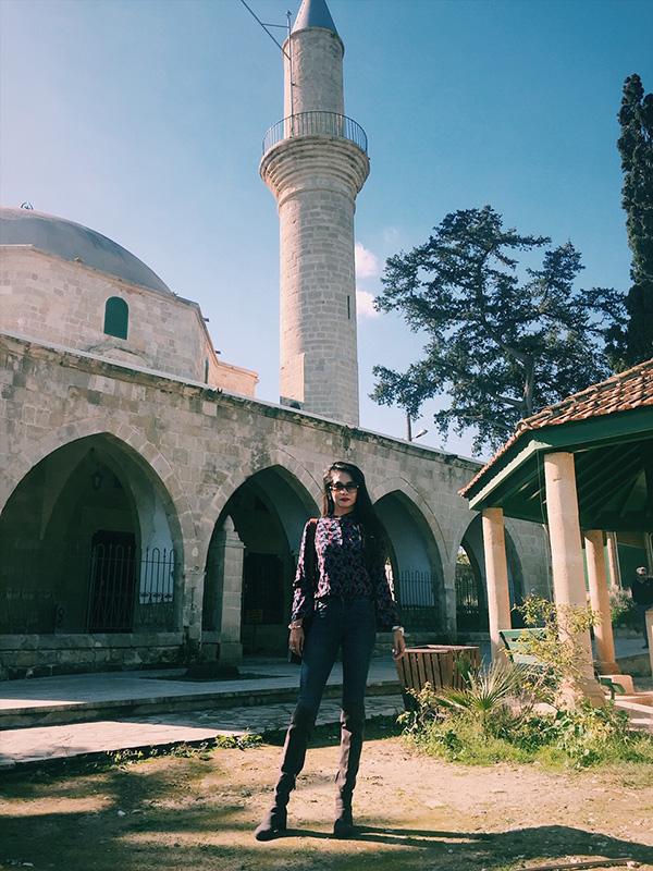 Hala Sultan Tekke.