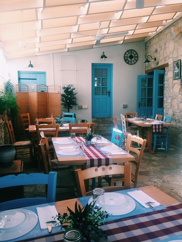 Katoi Restaurant, Cyprus.