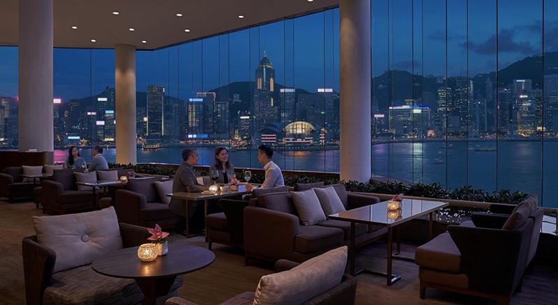 Lobby Lounge, Hong Kong