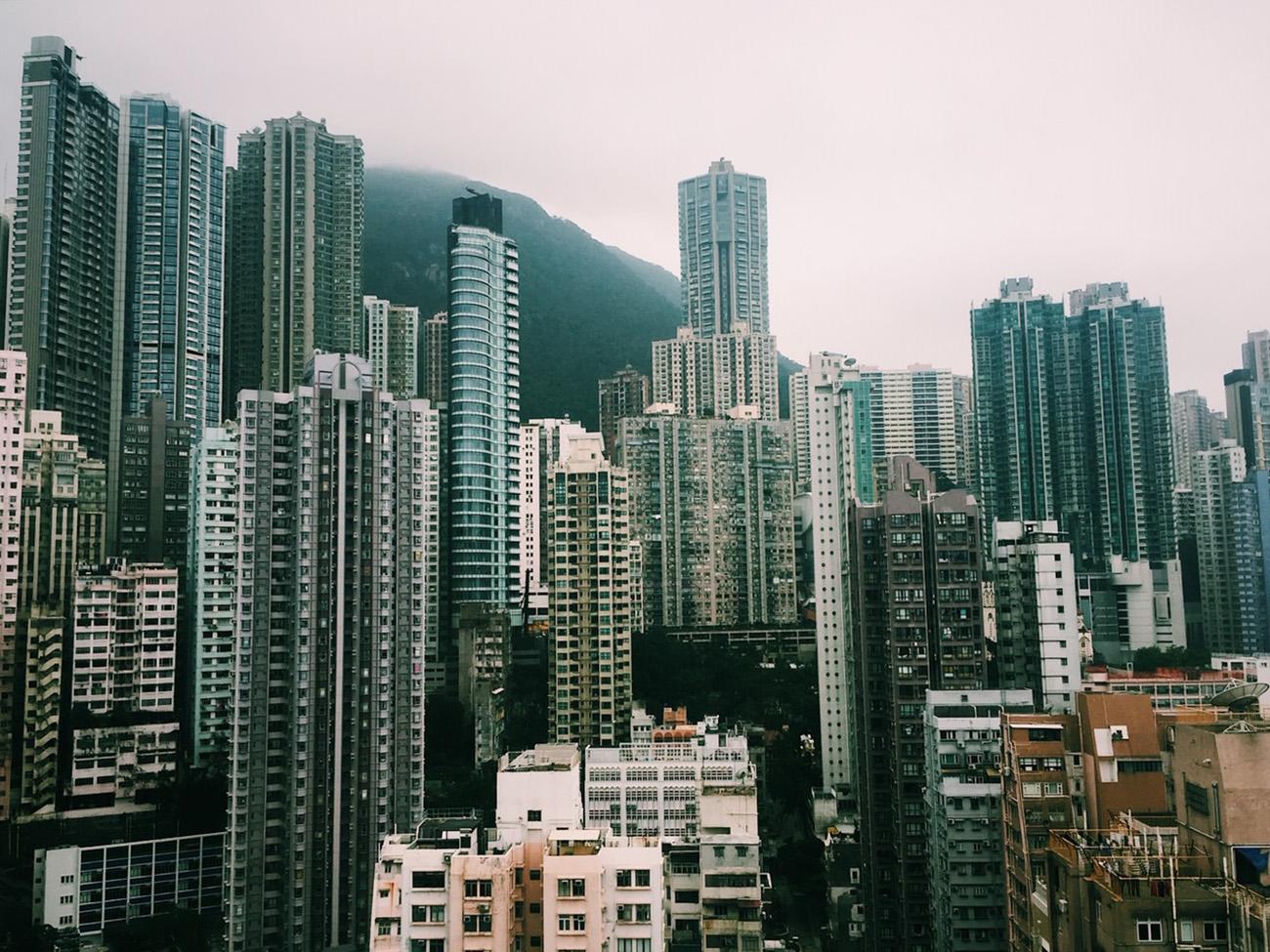 Mid-Levels, Hong Kong.