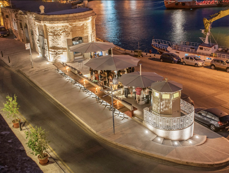 The Harbour Club, Malta