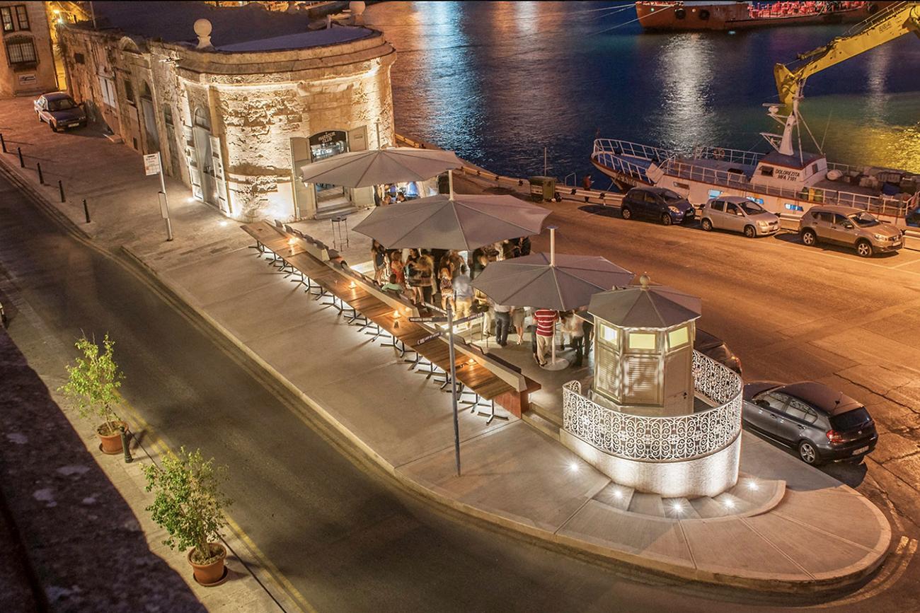 The Harbour Club, Malta