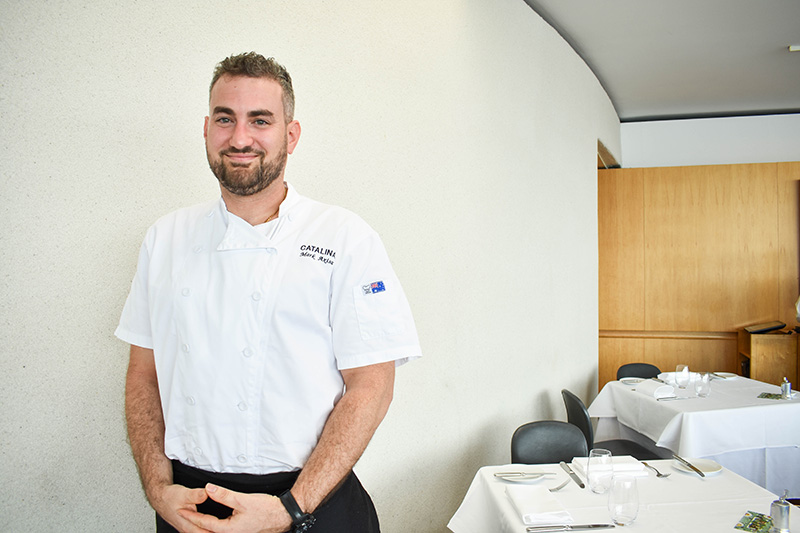 Chef Mark Axisa.