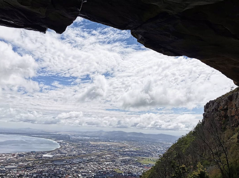 Woodstock Cave, Cape Town