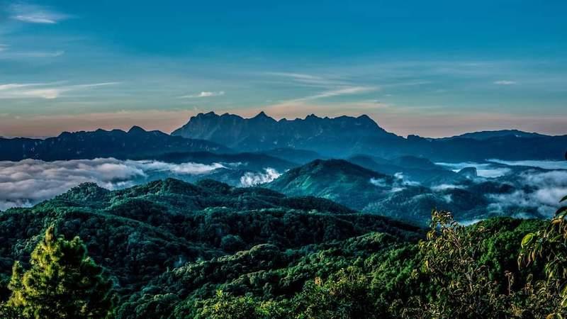 Chiang Dao Hiking