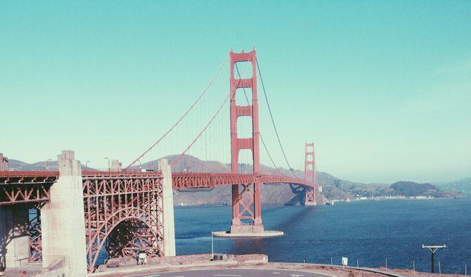 Golden Gate Bridge - San Francisco.