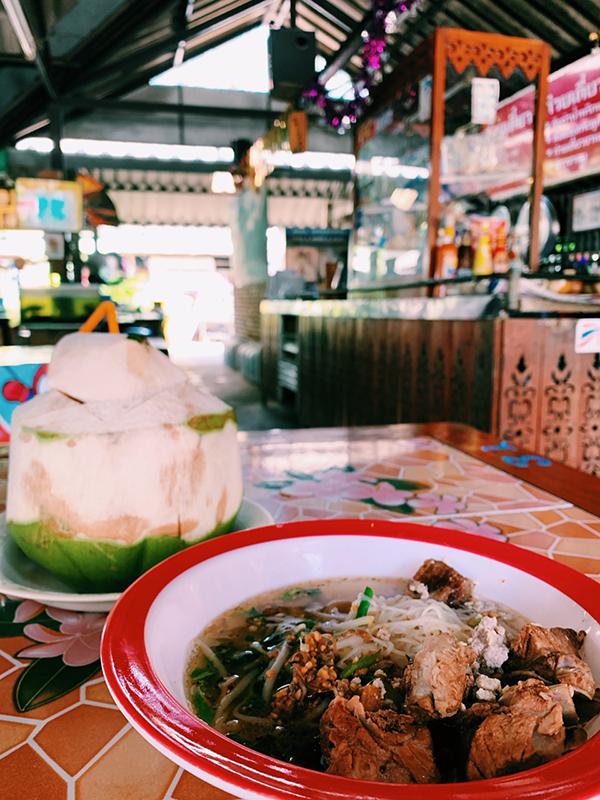 Sukhothai Tom Yum Noodle Shop
