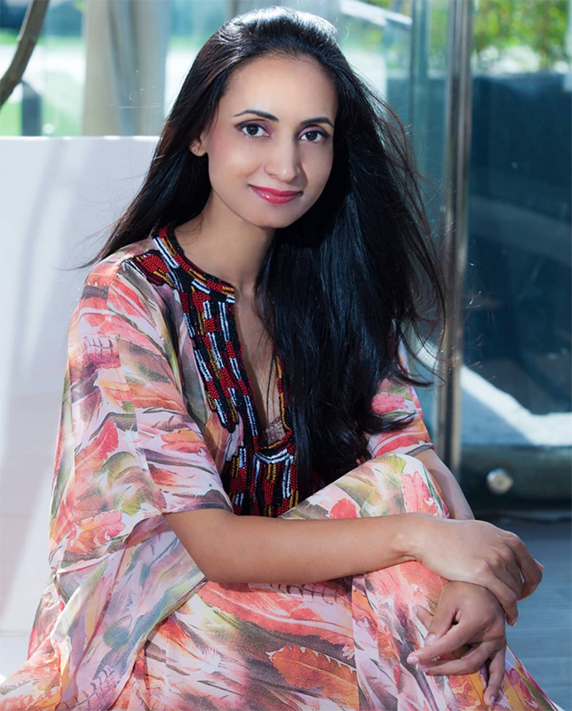 Tanya Dhar.