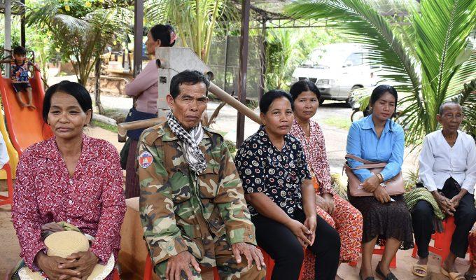 Cambodian Locals of Kampot.