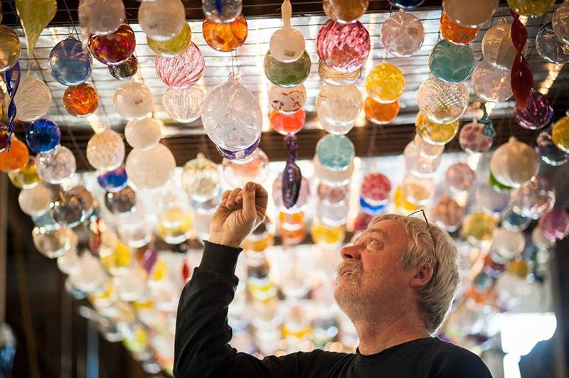 Hot Shops Art Center. Facebook - Visit Omaha
