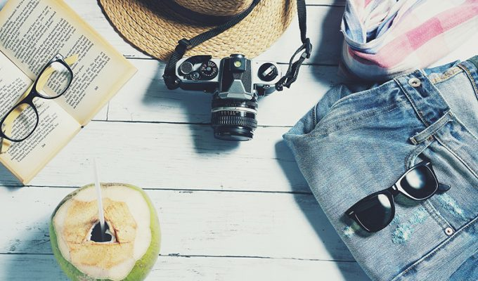 Pixabay Packing List