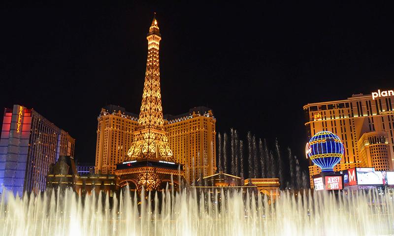 Pixabay Paris Las Vegas