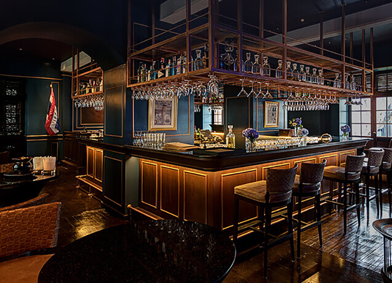 The Service 1921 Bar.