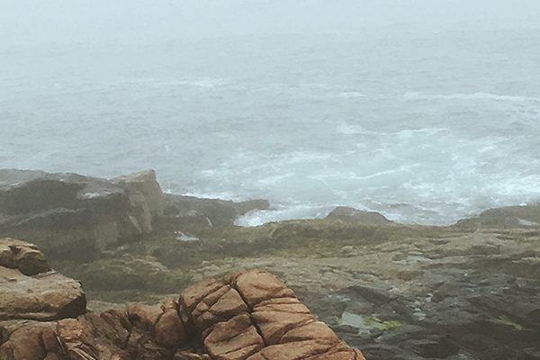 Thunder Hole, Acadia National Park.