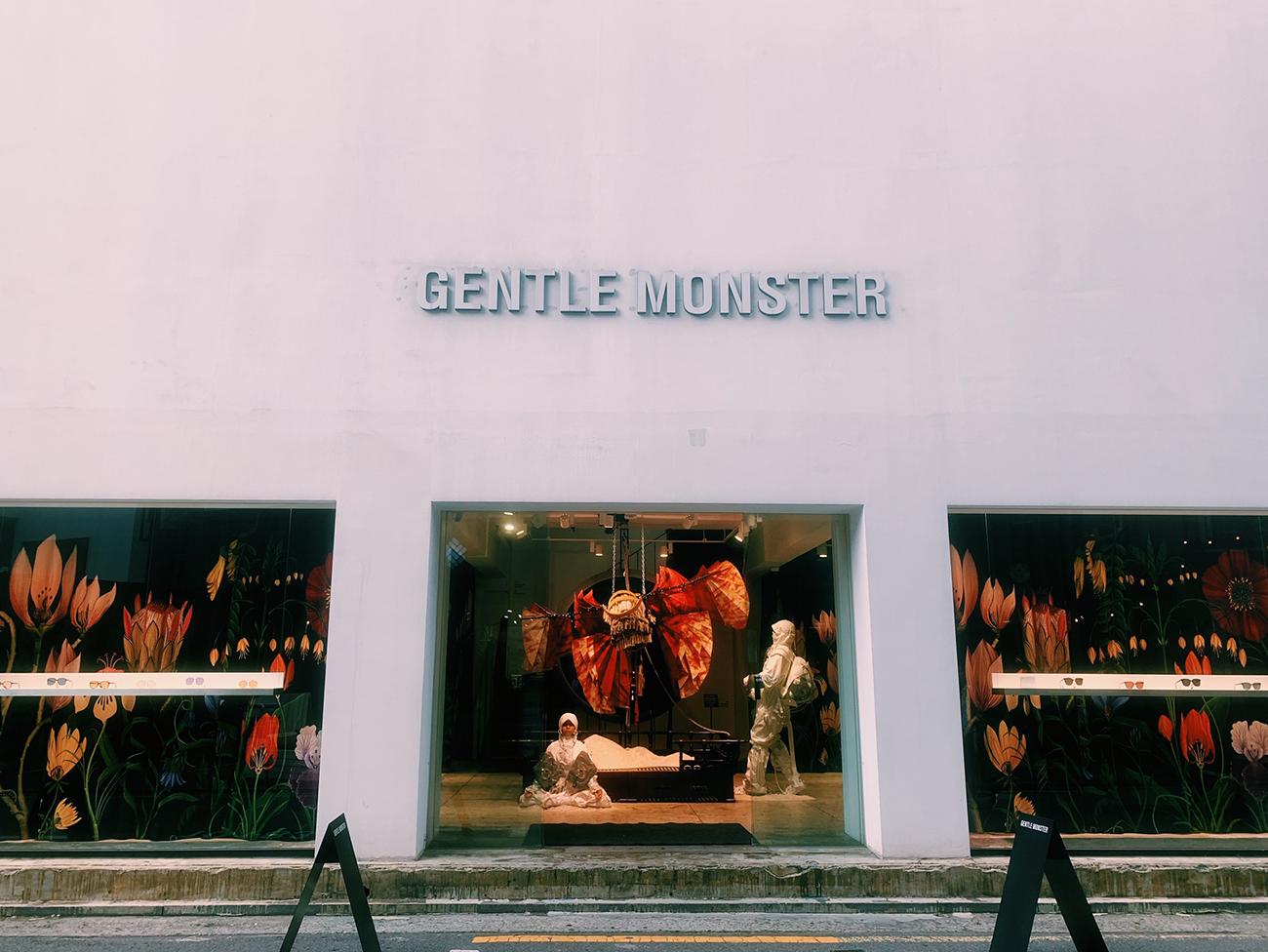 Gentle Monster. Seoul, Korea.