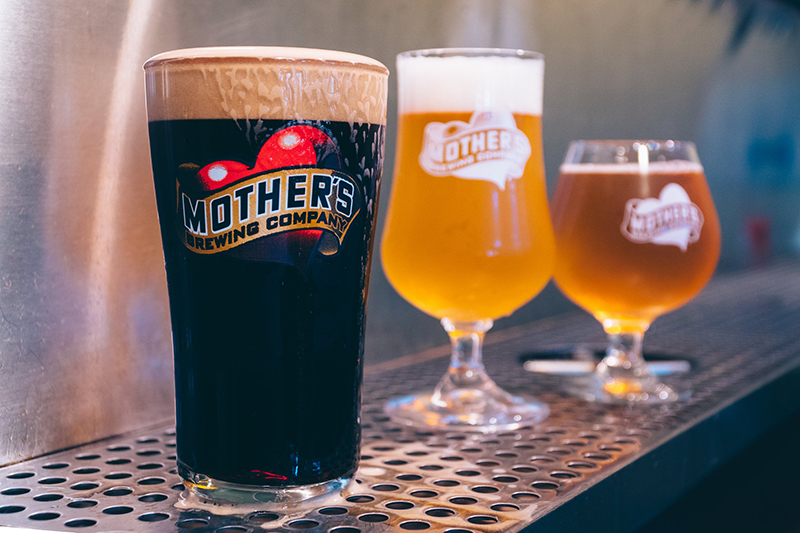 Mother's Brewing Company.