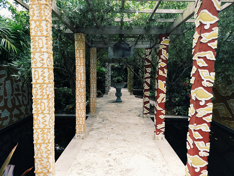 Naples Botanical Garden.