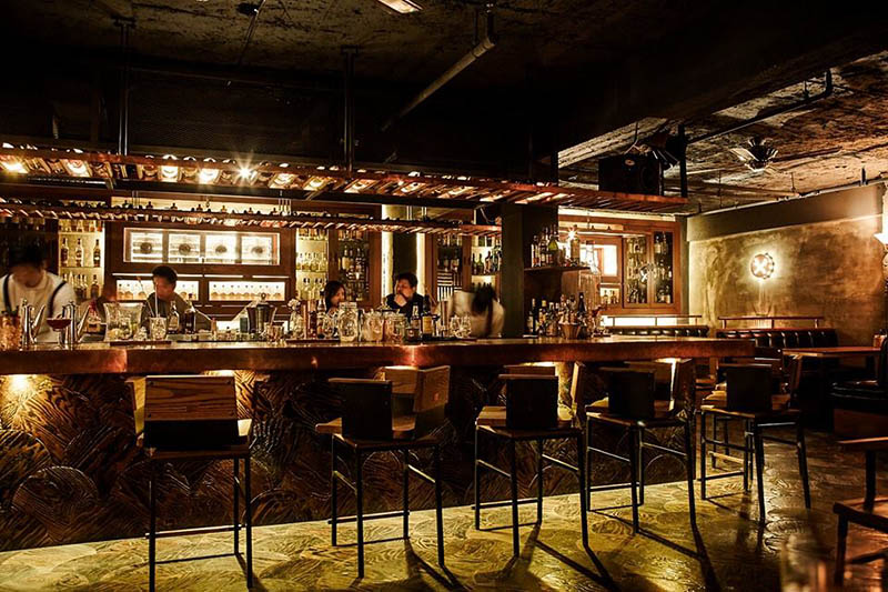 Best bars in Seoul