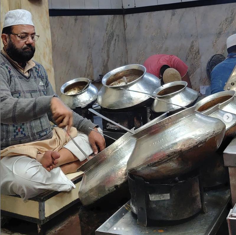 Karim's Restaurant Delhi