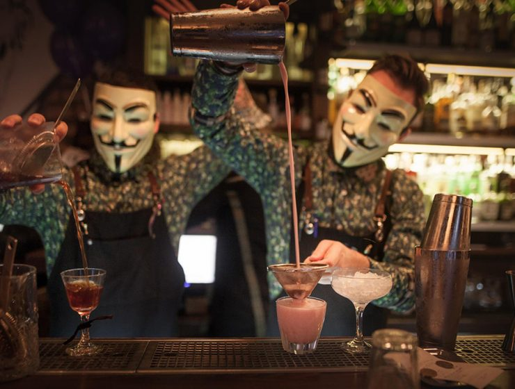 AnonymouS Bar