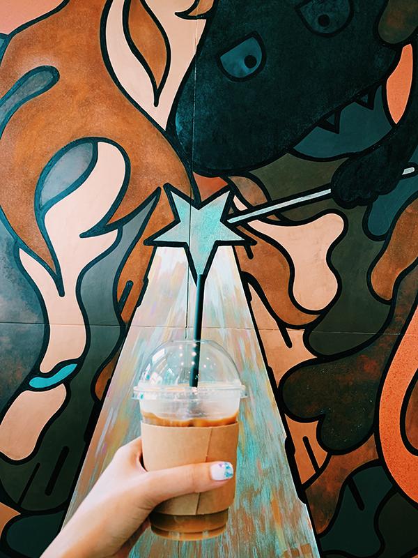 Coffee culture in Seoul