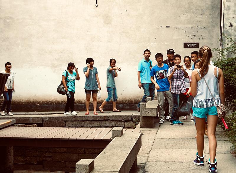 Hangzhou's Preteen Paparazzi