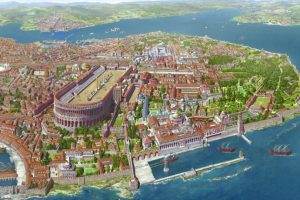 Byzantine Empire and Constantinople