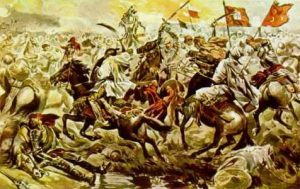 Roman rule in Portugal collapsed and in 409 a Germanic race called the Suevi invaded Portugal.