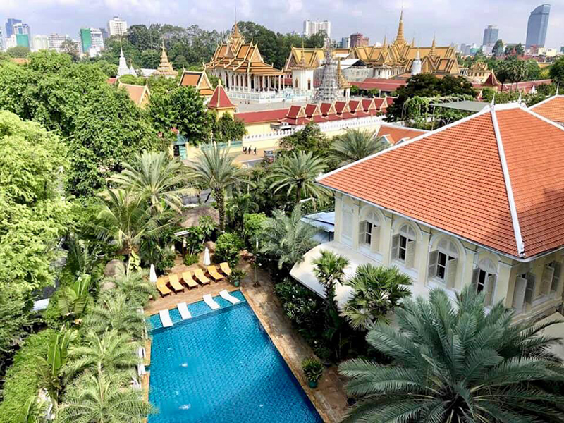 Palace Gate Hotel & Resort Phnom Penh