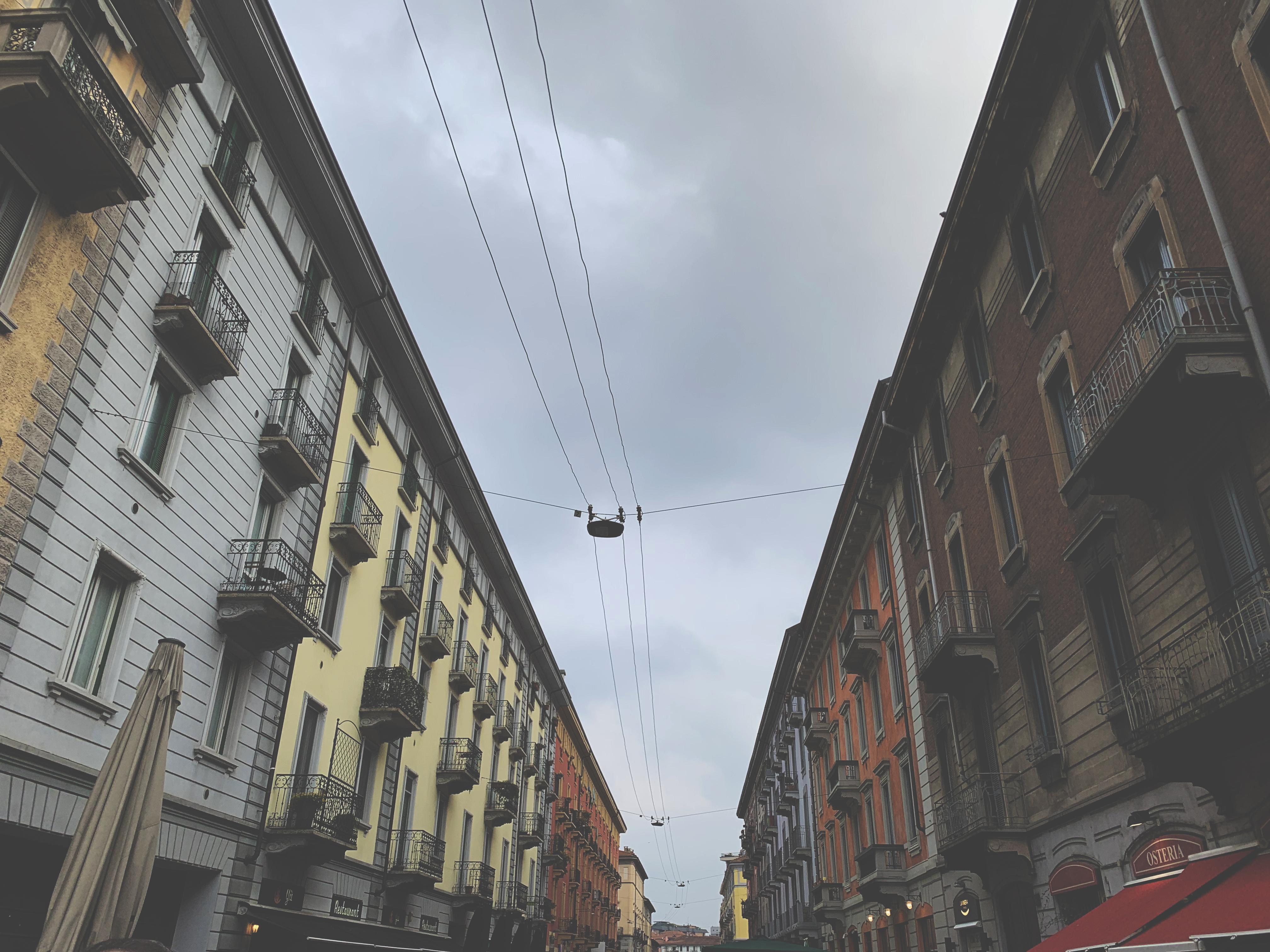 Milan neighborhoods