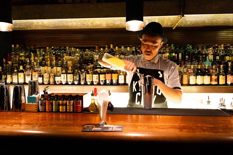 MOD Public Bar