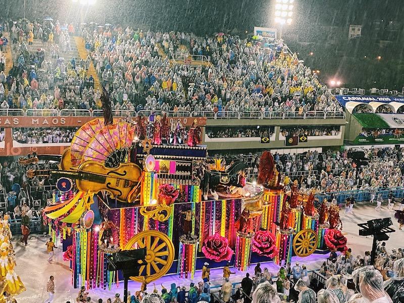 Rio de Janeiro's Carnaval