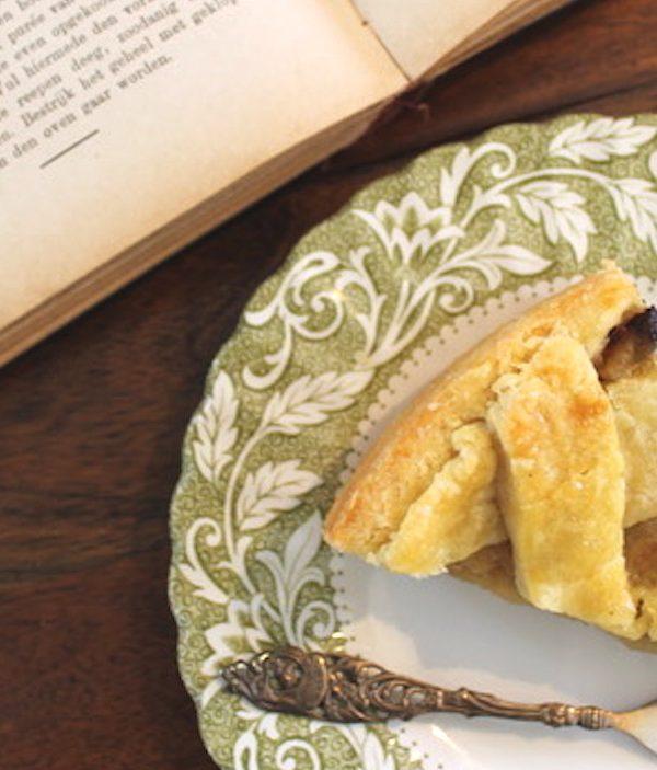 Dutch Cookbook apple tart