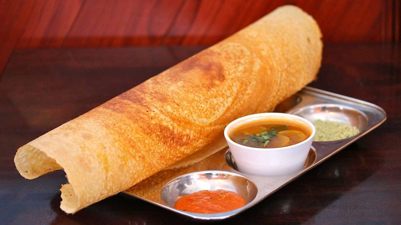 indian food dosa