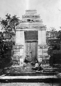 Kota Gede, the former capital of Mataram Sultanate, founded in 1582 by Sutawijaya (Panembahan Senapati).