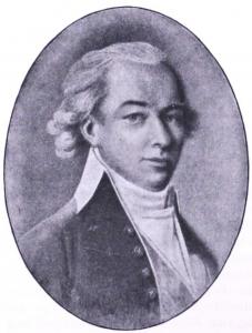 The first Swedish governor, Salomon von Rajalin.